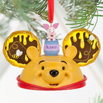 Winnie the Pooh Ear Hat Ornament Authentic Disney Parks Collectibles