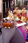 Aladdin Parade MGM Studios