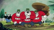 Beagle Boys Mickey Mouse
