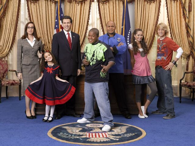 File:Cory in the House - Cast.jpg