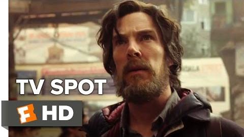 Doctor Strange TV SPOT - Experience a New Reality (2016) - Benedict Cumberbatch Movie