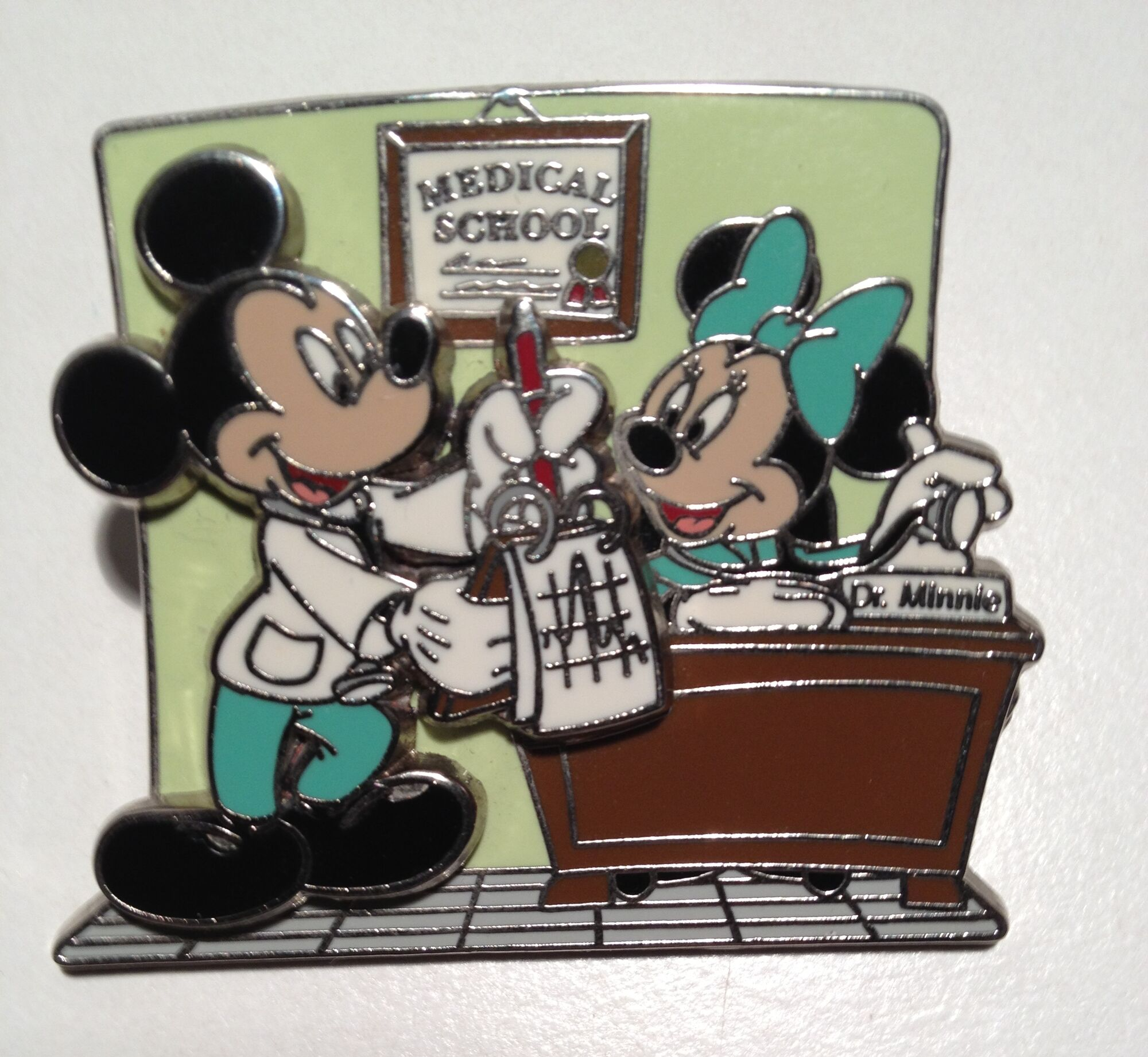 Disney Doctors Day Pins: Image - Doctor Day Pin.jpg