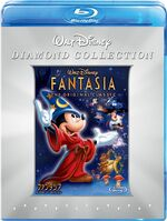 Fantasia Japanese Blu-Ray Diamond Edition