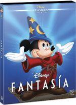 Fantasia Mexico DVD