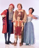 Geppetto Cast