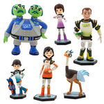 Miles from tomorrowland figure set