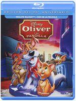 Oliver & Company Blu-ray México