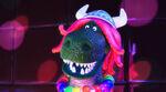 Partysaurus Rex - party starts