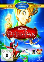 Peter Pan 2012 Germany DVD