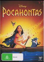 Pocahontas 2012 AUS DVD