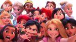 Princesses-takes-wefie-2