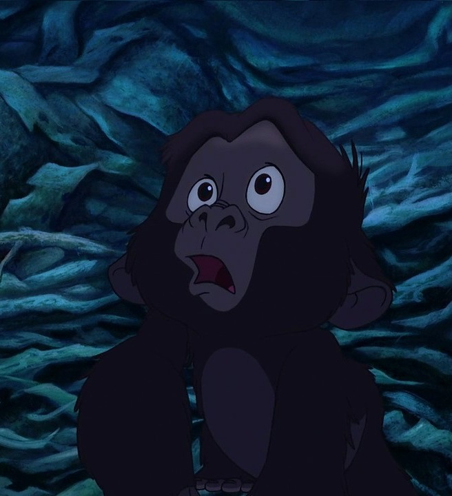 Kerchak and Kala's Baby | Disney Wiki | FANDOM powered by ...