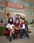 The Cast of High School Musical The Musical The Series (1)