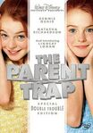 The Parent Trap 1998 Special Double Trouble Edition DVD