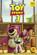 Toy story 3 wonderful world of reading hachette