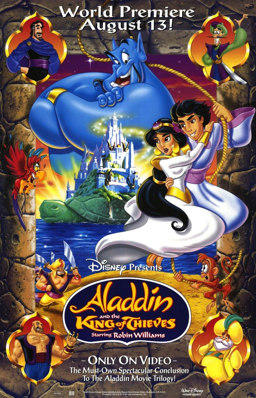 Aladdin and the King of Thieves | Disney Wiki | FANDOM