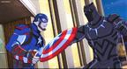 Captain America n Black Panther AUR 10