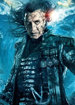 Captain Salazar (Pirates of the Caribbean Antagonist)