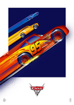 Cars 3 PosterPosse 1