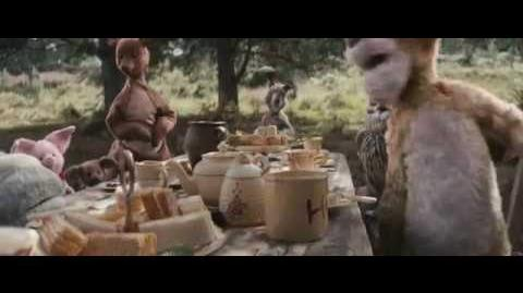 Christopher Robin un reencuentro inolvidable, de Disney - Nuevo adelanto