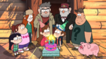 Dipper and Mabel's 13th birthday party