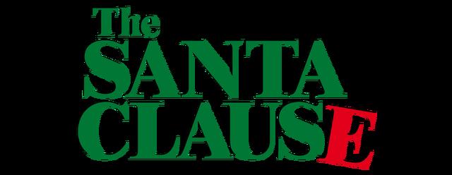 File:Disney The Santa Clause Logo.png