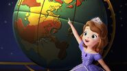 Elena and the Secret of Avalor Sofia globe