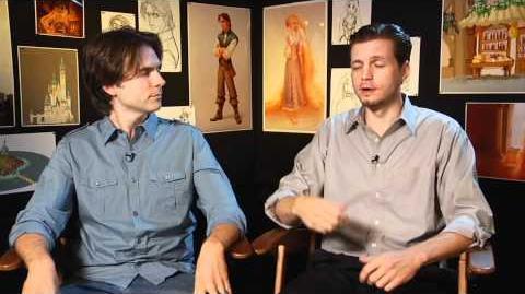 Enrolados - Entrevista com os Realizadores - Walt Disney Studios Oficial