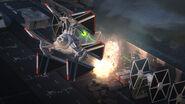 Flight of the Defender 15
