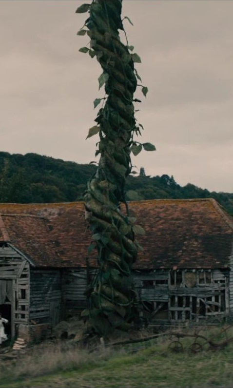The Beanstalk Into The Woods Disney Wiki Fandom