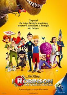 La-locandina-italiana-di-i-robinson-una-famiglia-spaziale