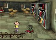 Librarian Bookworm
