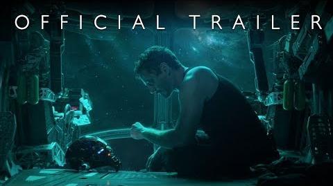 Marvel Studios' Avengers 4 - Official Trailer