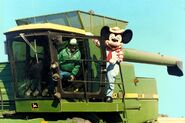 Mickey Mouse in Iowa
