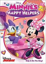 Mickey and the Roadster Racers Minnie's Happy Helpers DVD