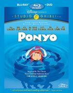Ponyo Blu-Ray US