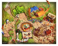 SHDL Toy Story Land