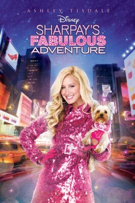 Sharpay's Fabulous Adventre Poster