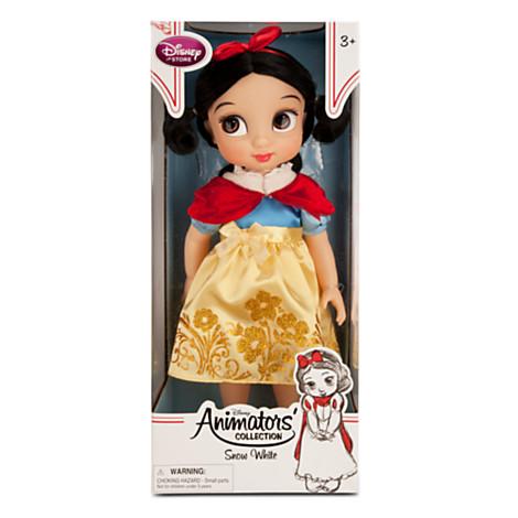 File:Snow White 2013 Disney Animators Doll Boxed.jpg