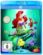 The Little Mermaid 2013 Germany Blu-Ray