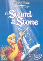 The Sword in the Stone 2002 UK DVD