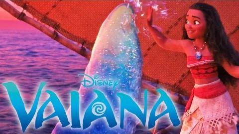 VAIANA - Featurette Der Weg zu Vaiana Disney HD