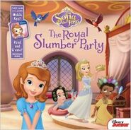A royal slumber party app