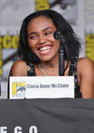 China Anne McClain SDCC