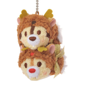 File:Chip and Dale Christmas Tsum Tsum Keychain.jpg