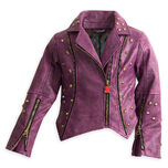 Descendants Faux Leather Moto Jacket for Girls
