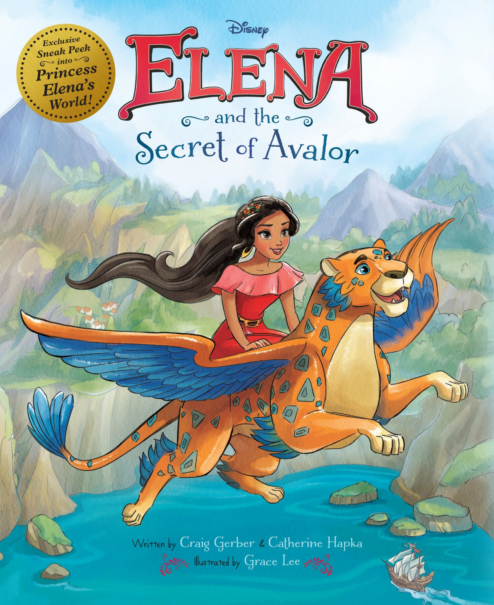 Elena and the secret of avalor book disney wiki fandom elena and the secret of avalor fandeluxe Image collections