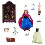 Frozen Anna Mini-Doll Set