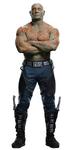 GOTG2 - Drax the Destroyer