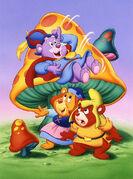 Gummi Bears Grammi Gruffi Zummi